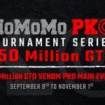 MoMoMo PKO Tournamenet Series